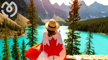 Photo destination CANADA